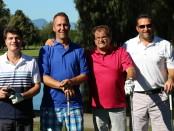 2014 Winners: Steve Oreskovich, John Madunic, Ivan Grgic, , Rod Mustapic