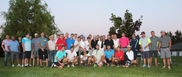 2015 Group Photo: 16th Annual Croatia SC Golf Classic