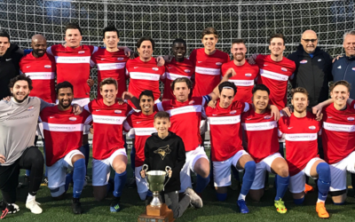 The Croatia SC Men's Premier team is off to the Imperial Cup Final
