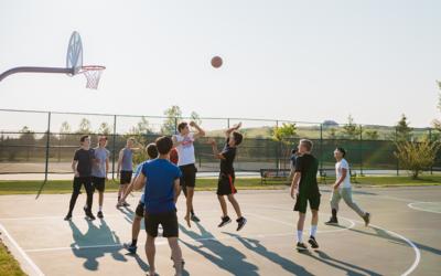 Drop-In Kids Basketball