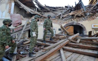 Petrinja Earthquake Relief