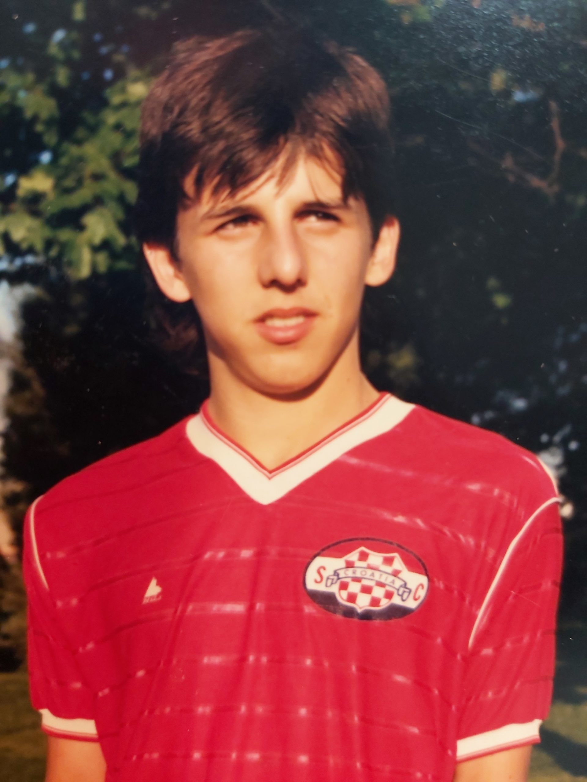 Nick Dasovic