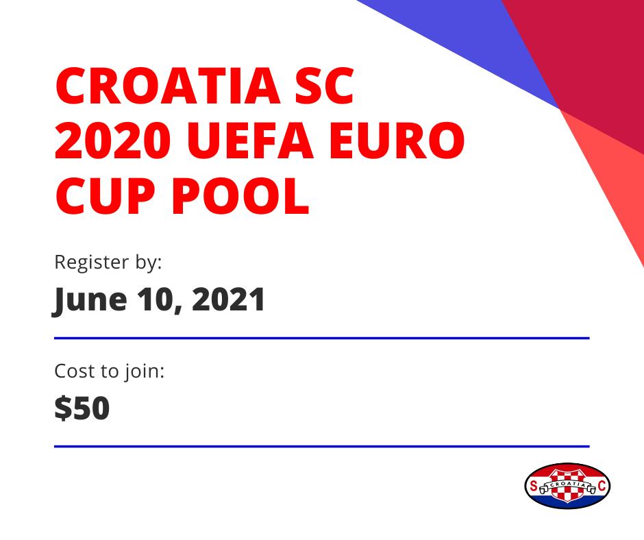 Croatia SC Euro Cup Pool