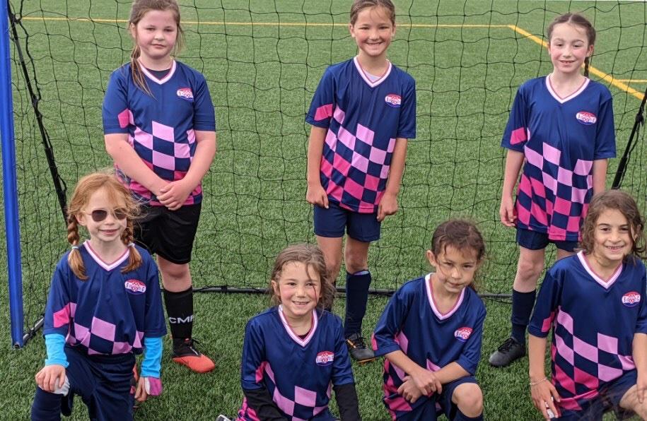 Croatia SC Juniors Girls Victory